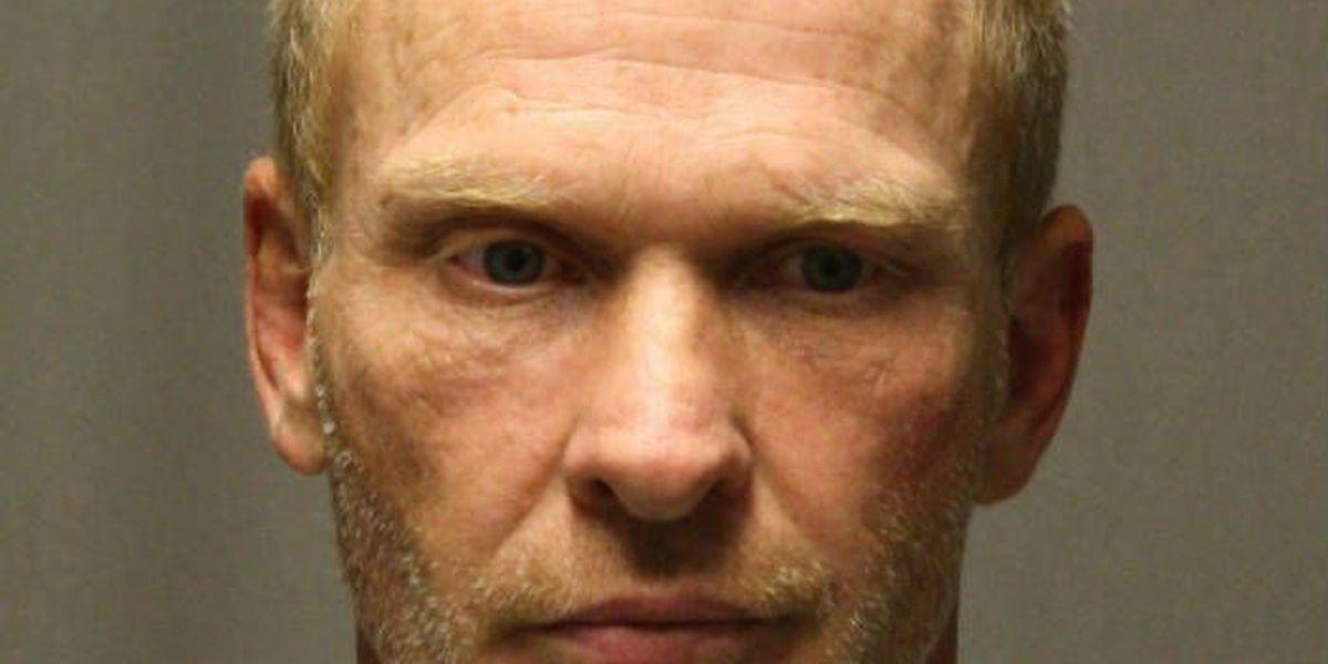 Sheriff: Burglary suspect crashes car after police chase