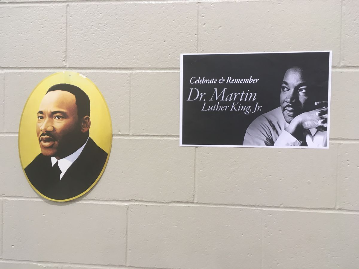 Dr. Martin Luther King, Jr. Luncheon in Cape