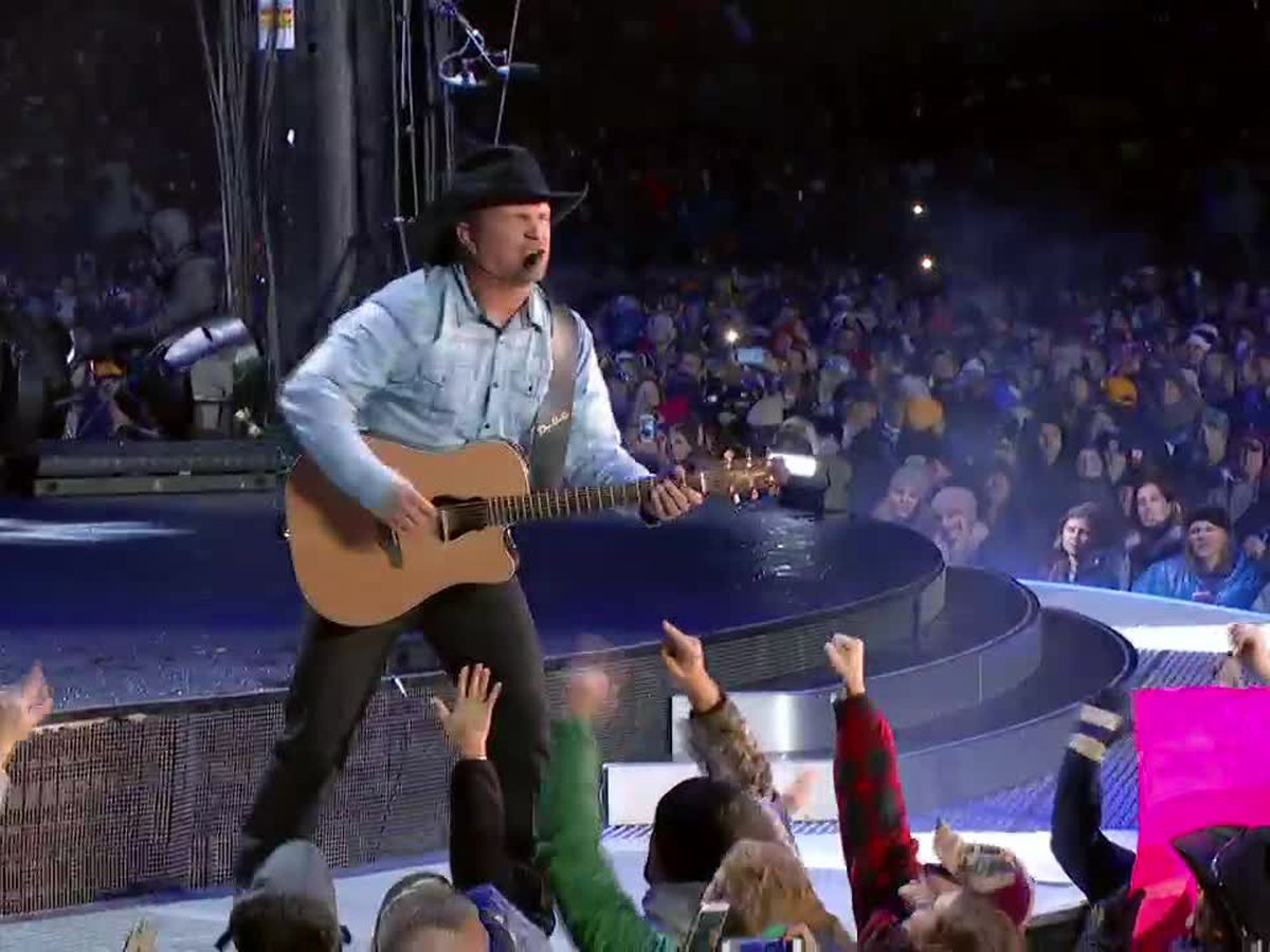 Congrats to the Garth Brooks' North American Stadium Tour ticket winner