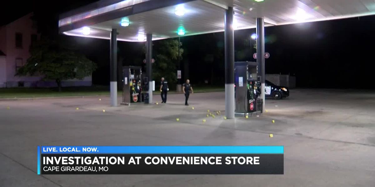 Investigation underway at convenience store in Cape Girardeau