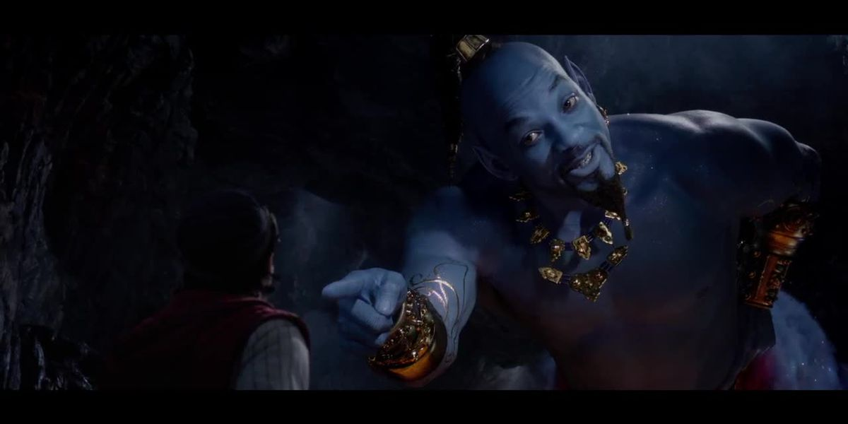WATCH: The first full trailer of live-action 'Aladdin' movie is out