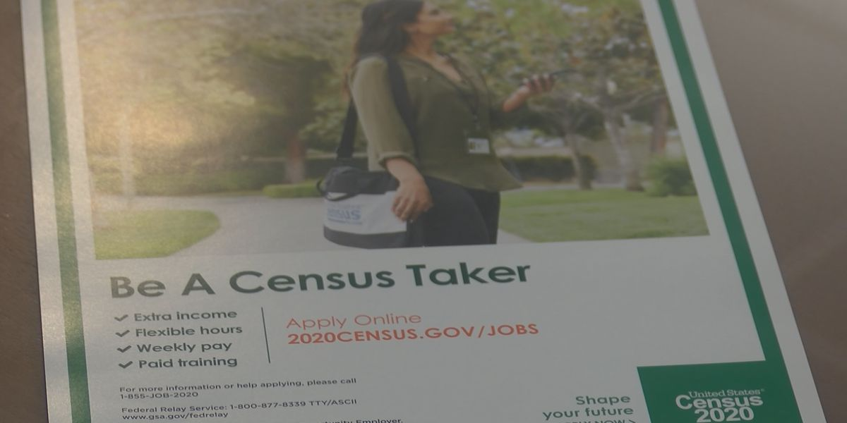 Heartland officials spending time, money to make sure you're counted in the census