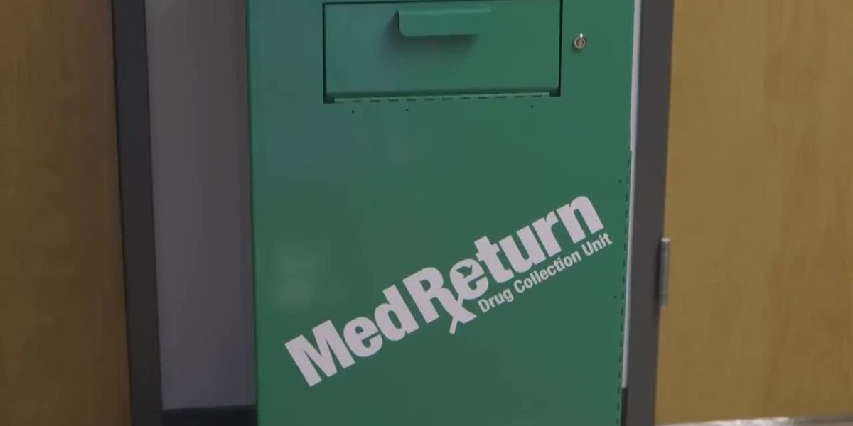Southeast Missouri State University reminds community of drug drop off box