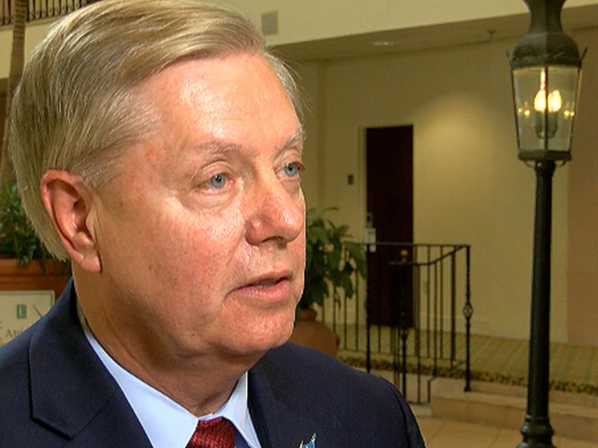 Senator Lindsey Graham voices concerns about election commission proposal