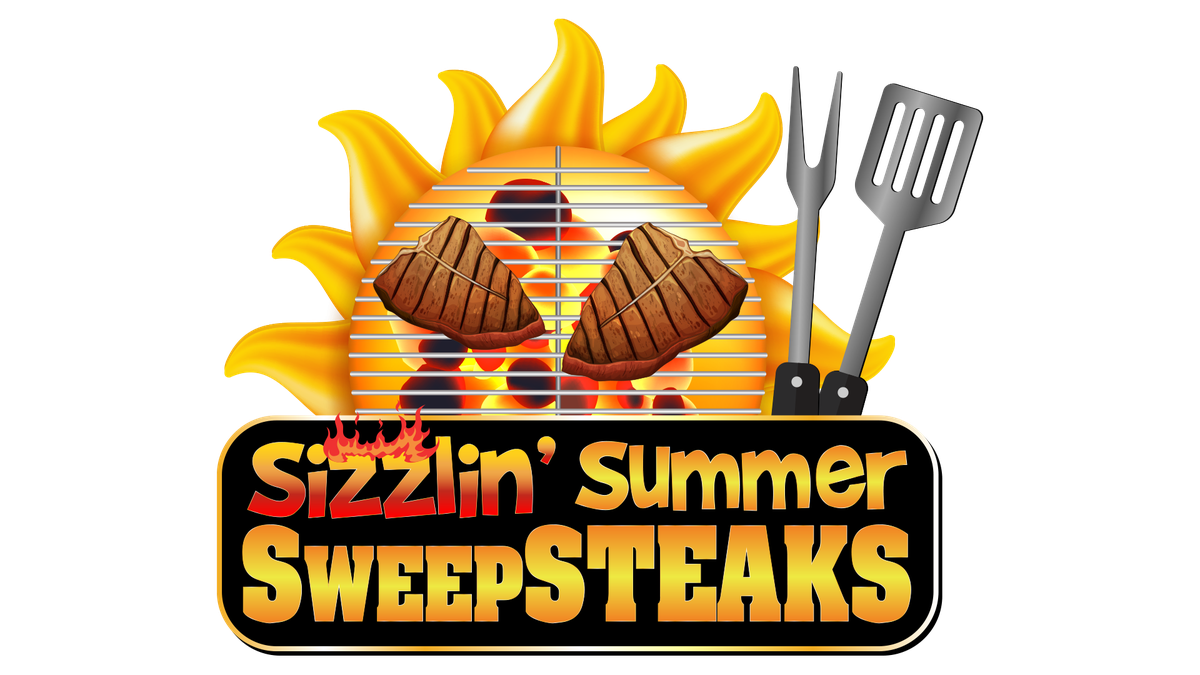 Sizzlin' Summer SweepSTEAKS