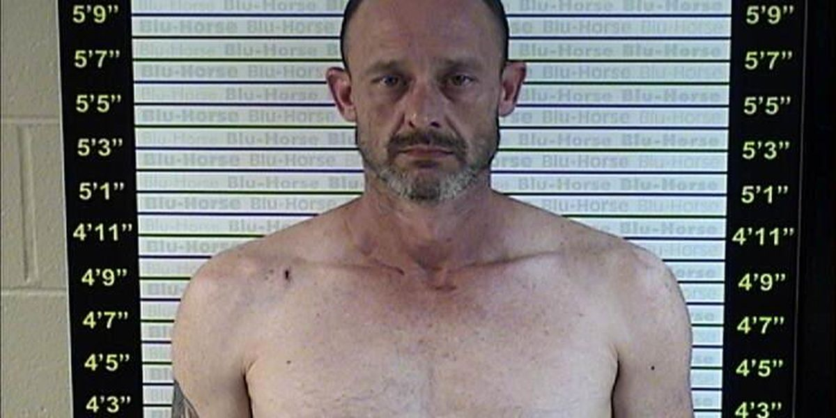 Graves Co. man accused of pointing gun at woman, firing shot in air