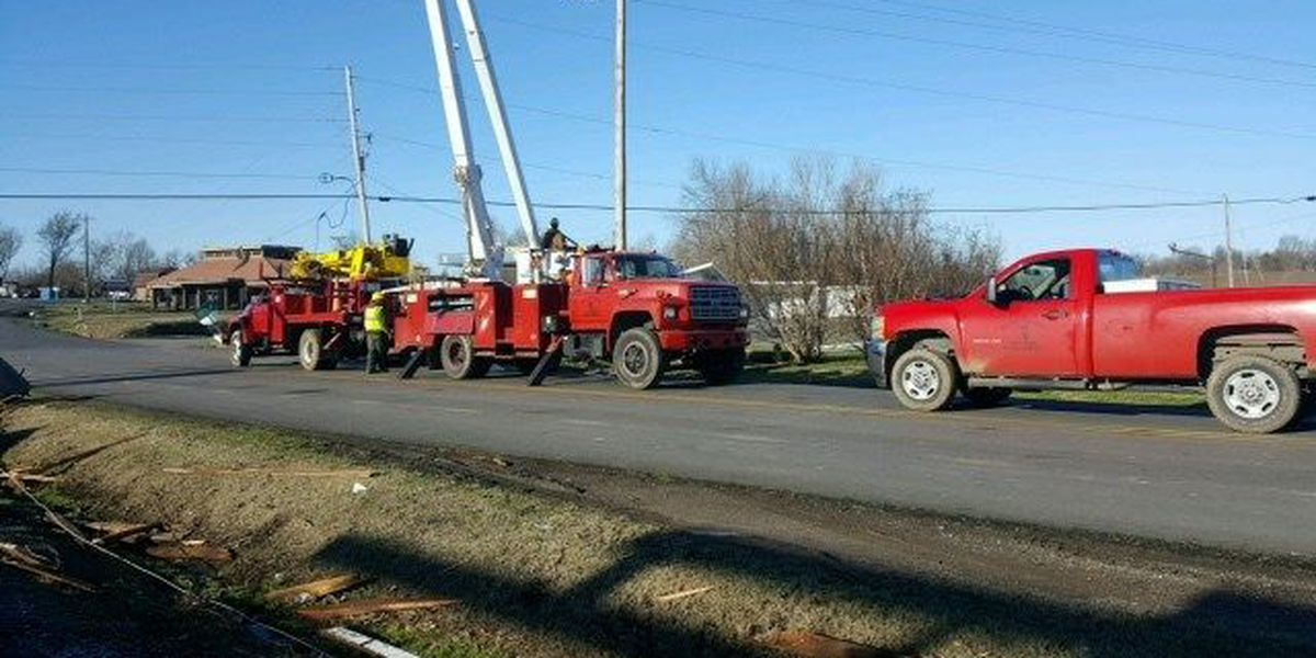 State highways in Hickman, KY officially reopened