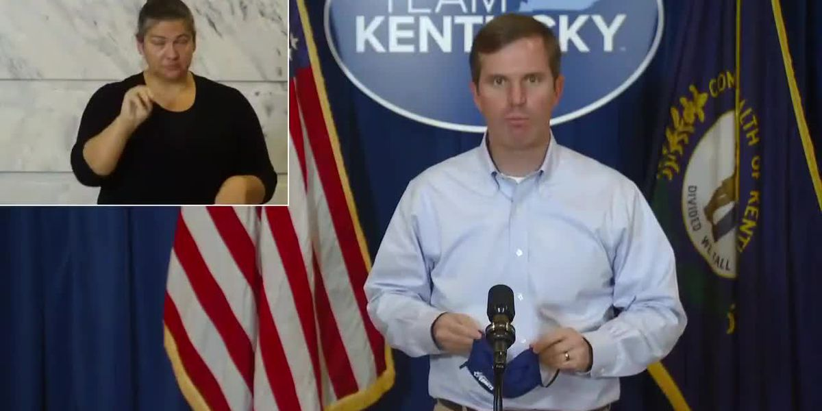 Gov. Beshear: 456 new cases of COVID-19 in Ky., 3 new deaths