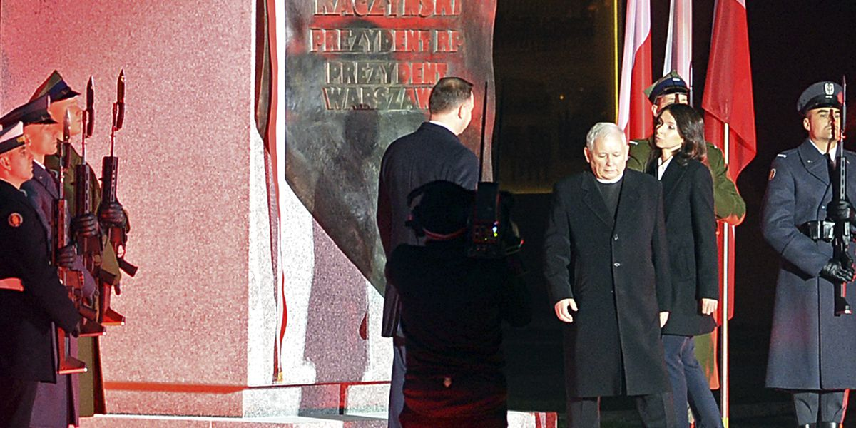 Polish leaders to walk with nationalists on Independence Day