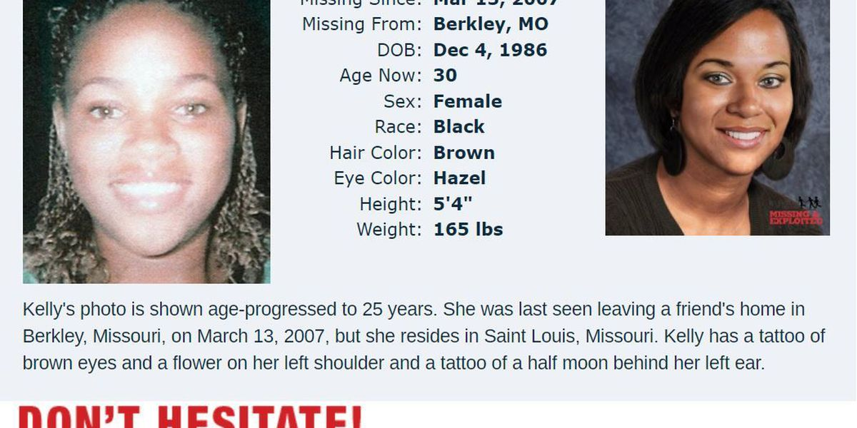 MISSING IN MISSOURI: Have you seen these people?