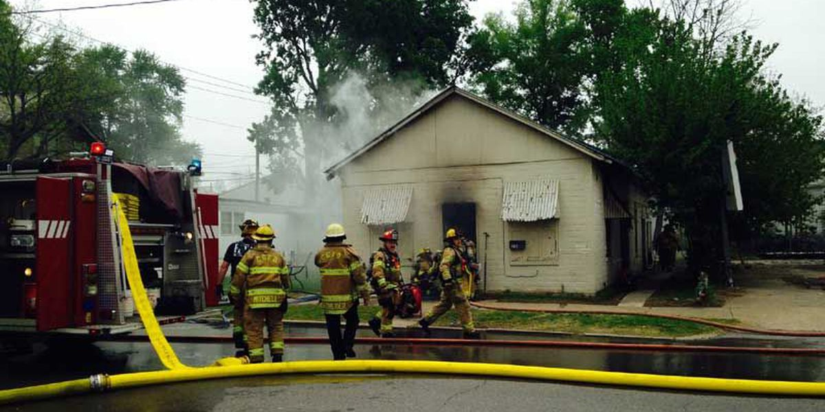 Crews respond to fire in Cape Girardeau