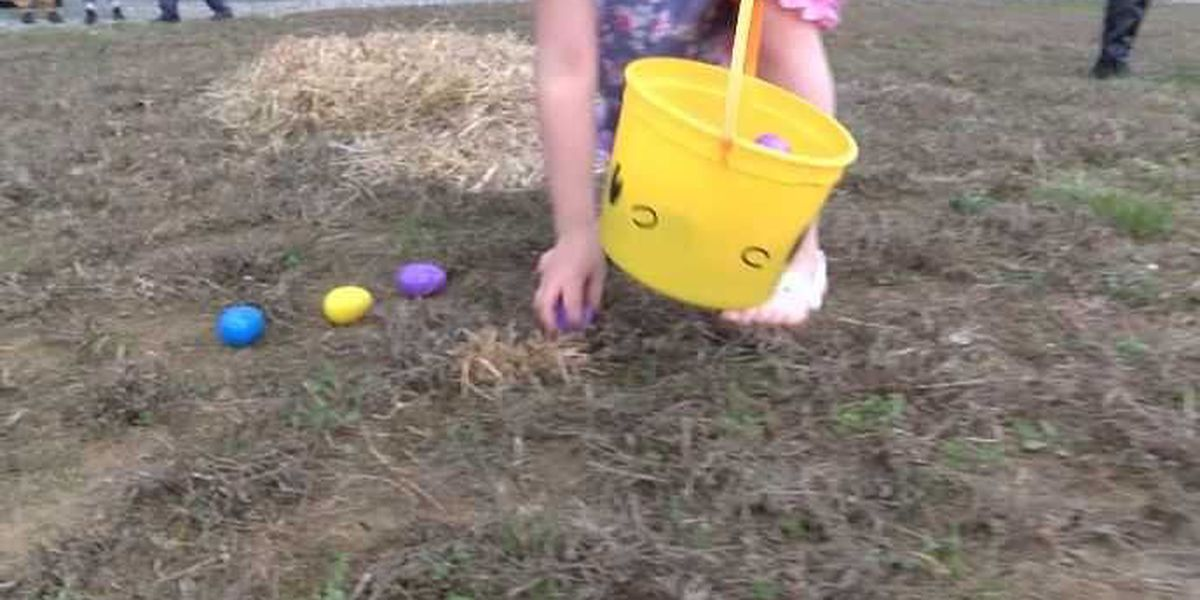 Did you know you can recycle those plastic Easter eggs?