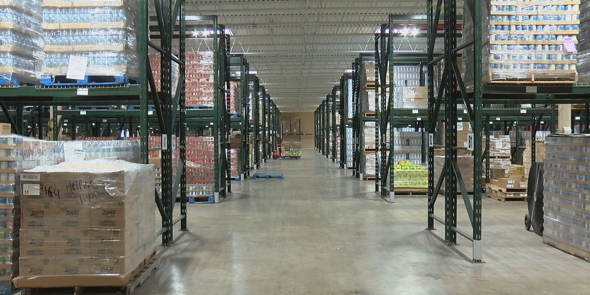 SEMO Food Bank prepping in case of earthquake