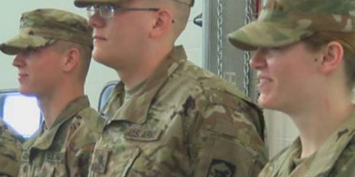 IL National Guard 661st firefighting team deploys for Iraq