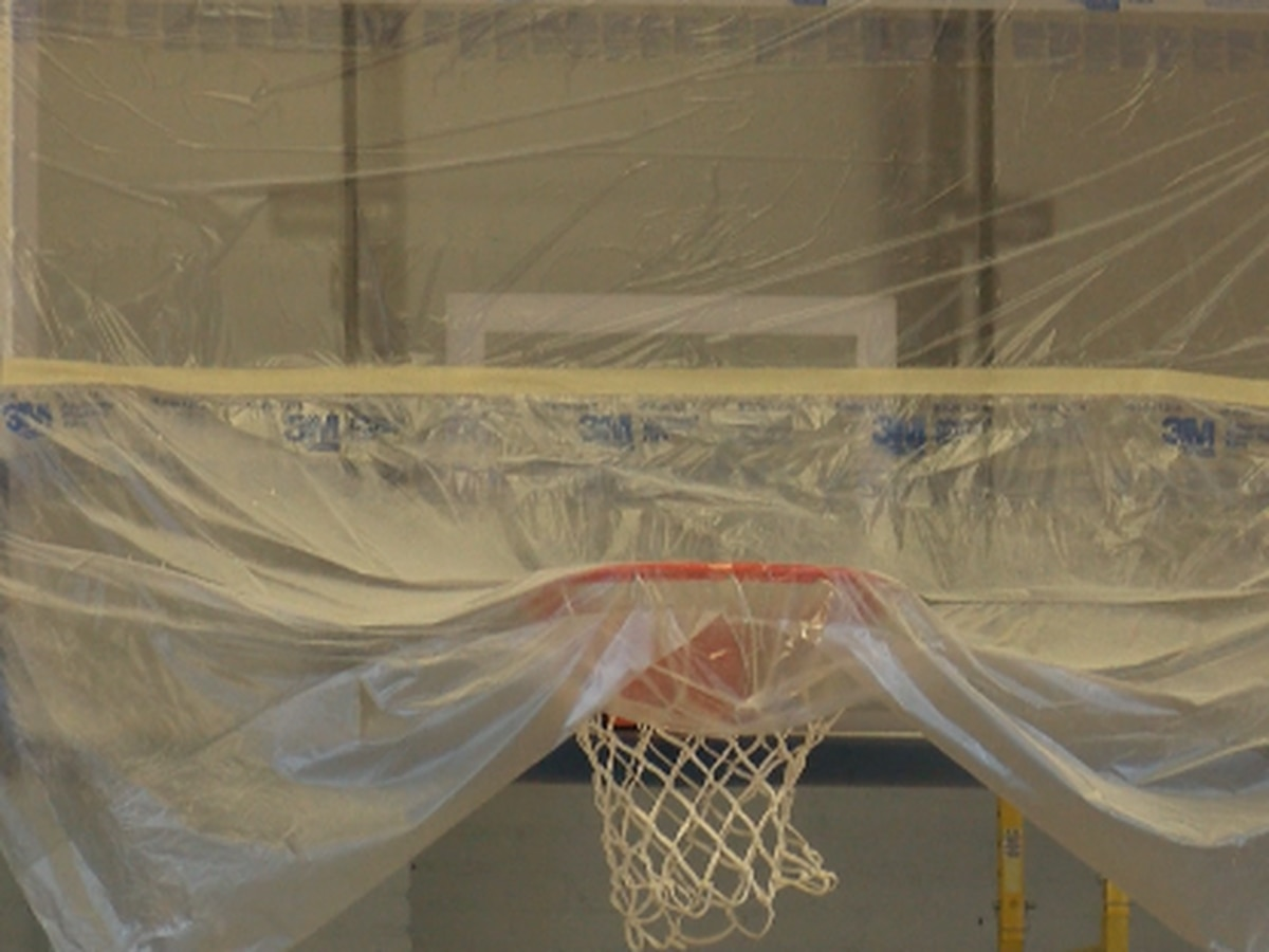 93-year-old gym receives major facelift