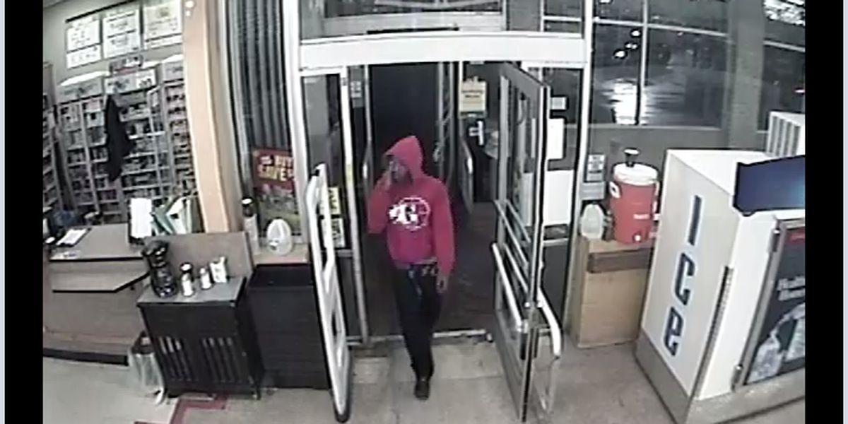 McCracken Co. deputies looking for theft suspect