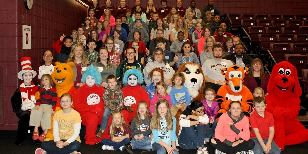 More than 200 attend Saints Read Celebration at Shawnee Community College