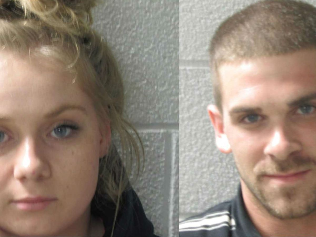 Stolen truck found and two people arrested in North Carolina
