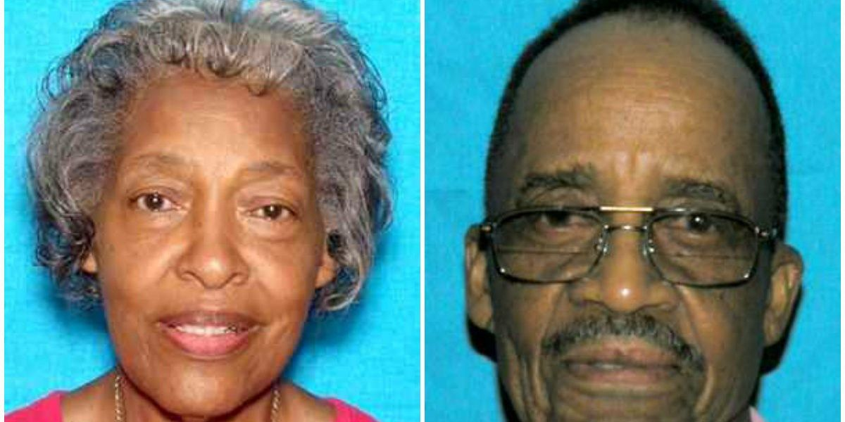 FOUND SAFE: Paris, TN couple with dementia located