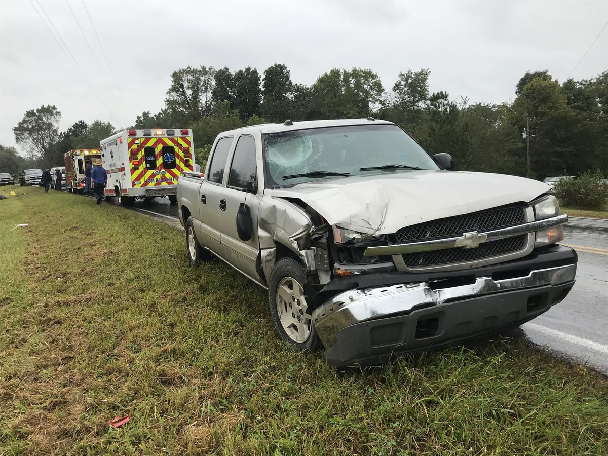 3 people injured in crash involving buggy, truck on KY 339 west of Wingo
