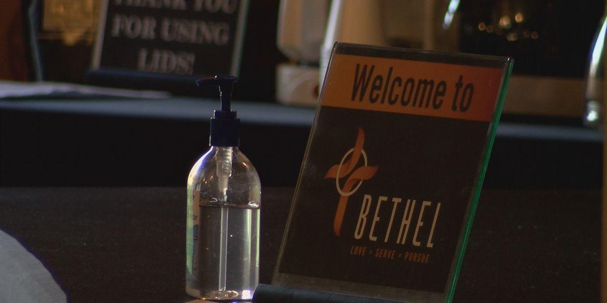 Heartland churches work to protect members from illnesses