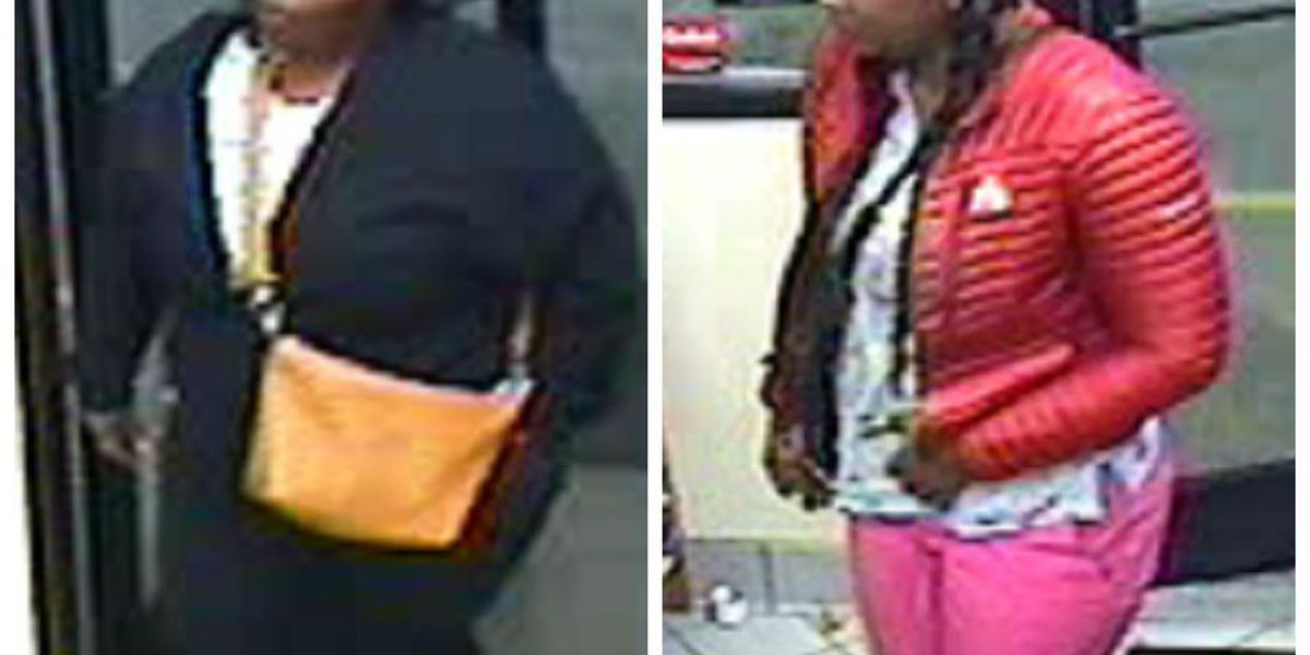 WANTED! Carbondale PD searching for two women suspected of theft