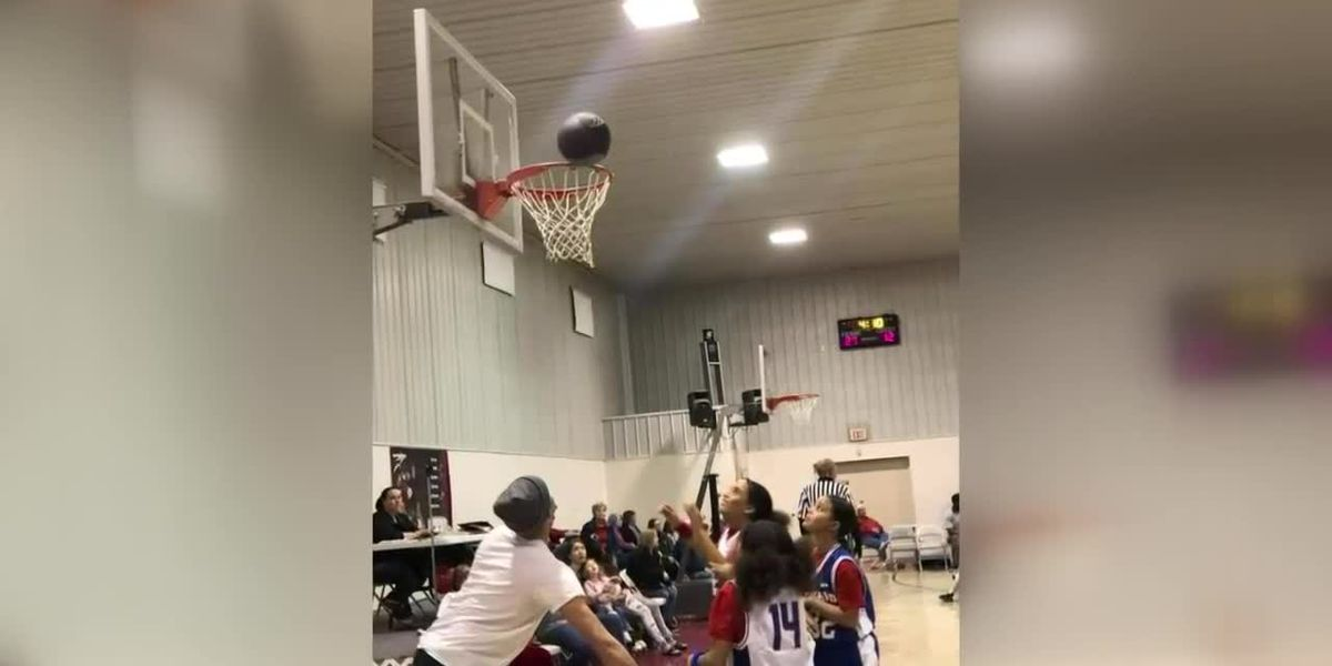 5th grader over comes hip injury to play basketball