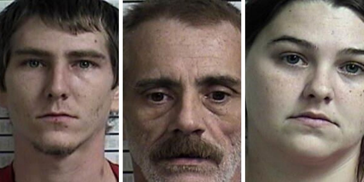 3 arrested in Fancy Farm, Ky on drug charges