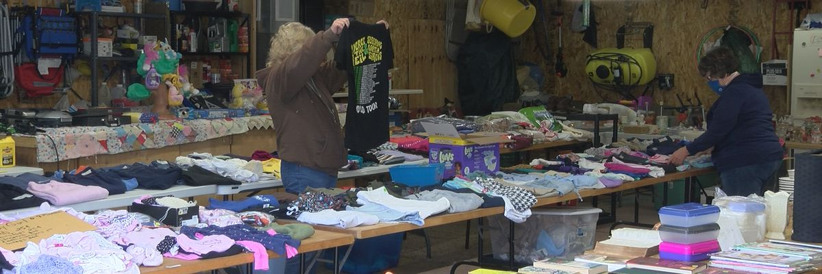 1st Fall City-Wide Yard Sale in Scott City