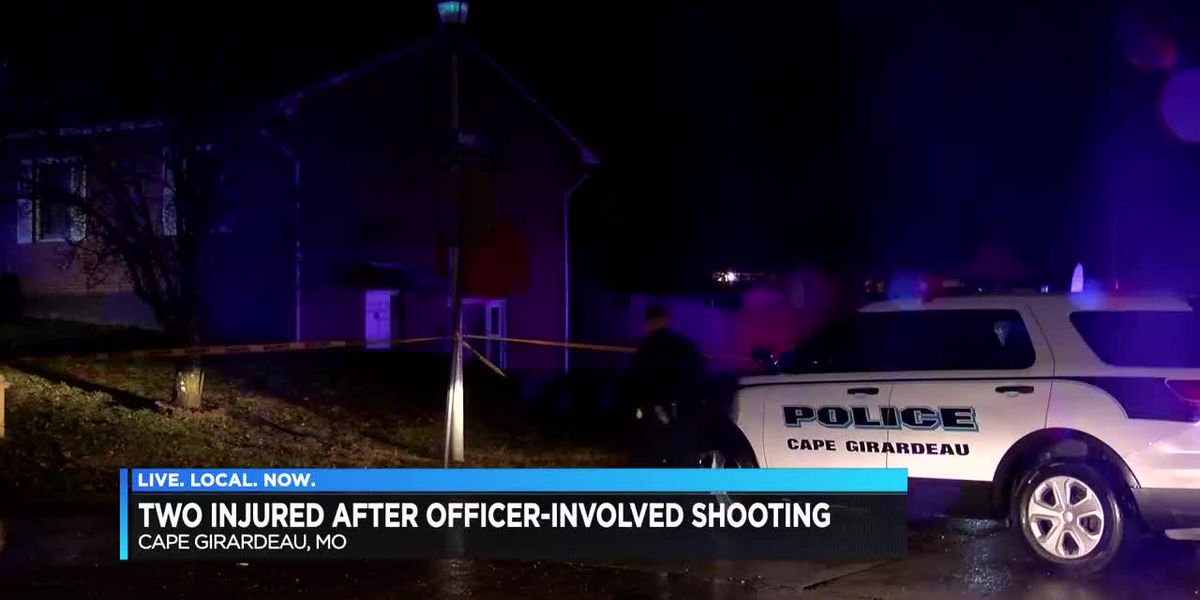 Domestic dispute leads to officer involved shooting in Cape Girardeau