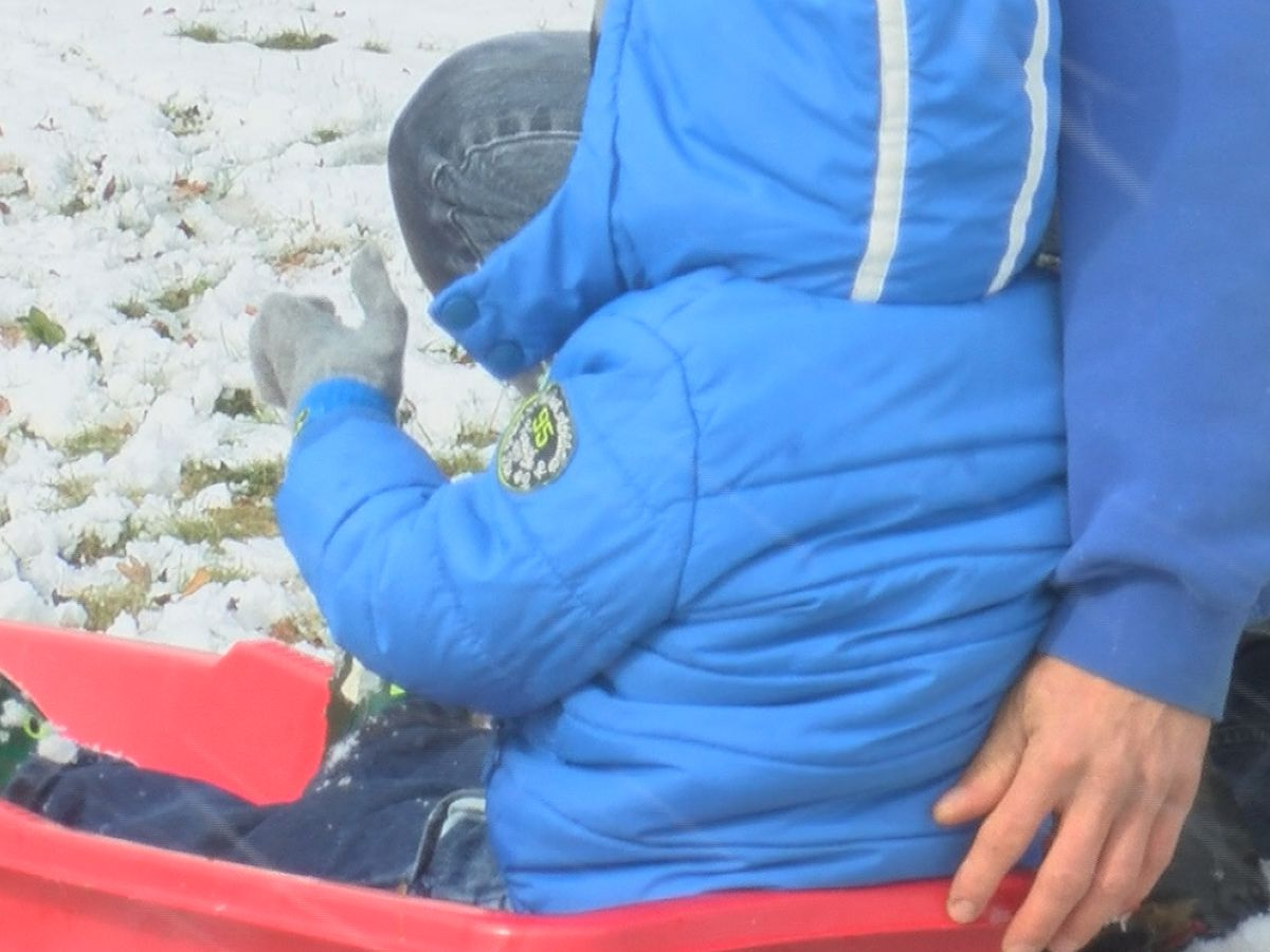 Local doctor gives tips for kids sledding safety