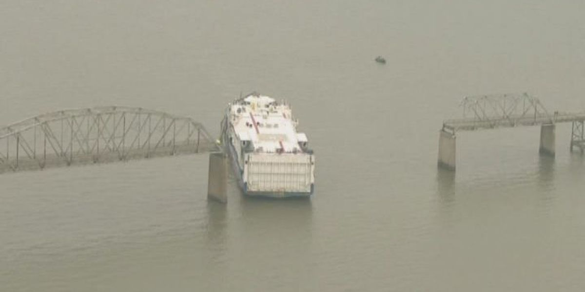 Federal judge sides with KYTC on jurisdiction for lawsuit involving Eggner's Ferry Bridge hit