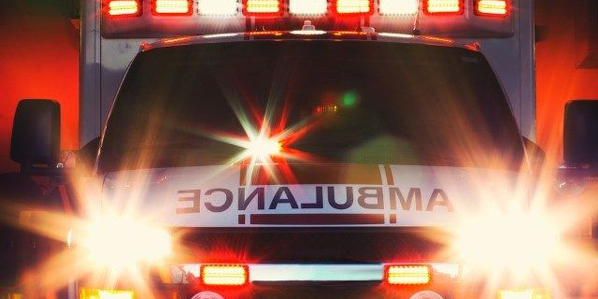 Harrisburg, IL man taken to hospital after motorcycle crash
