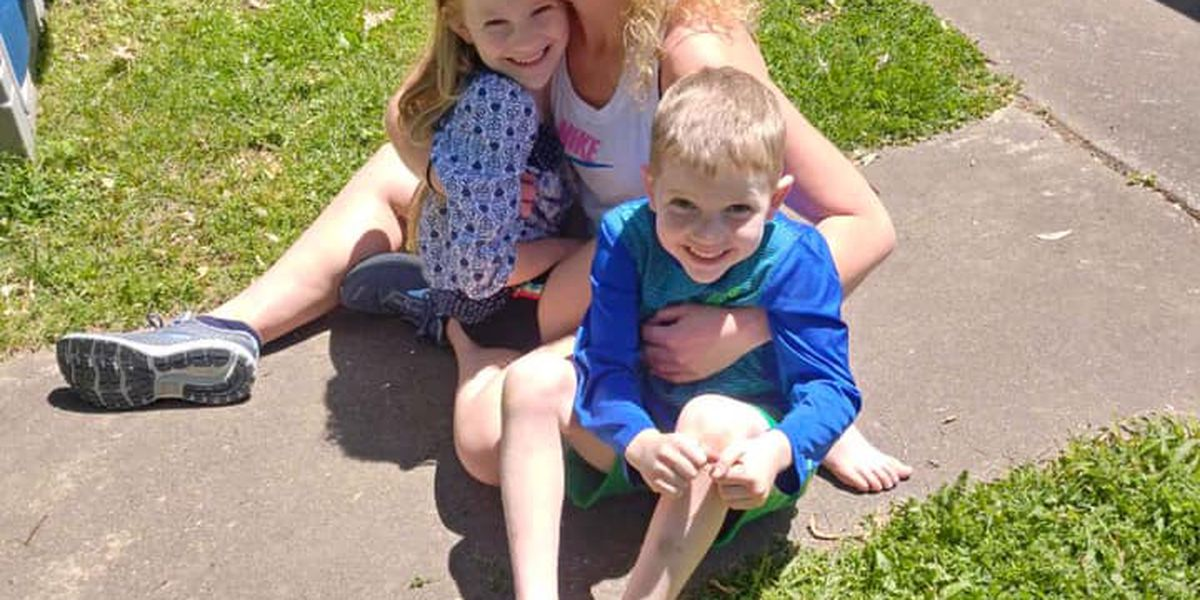 Cape Girardeau respiratory therapist tests negative for COVID-19 on Mother's Day; hugs kids after 5 weeks