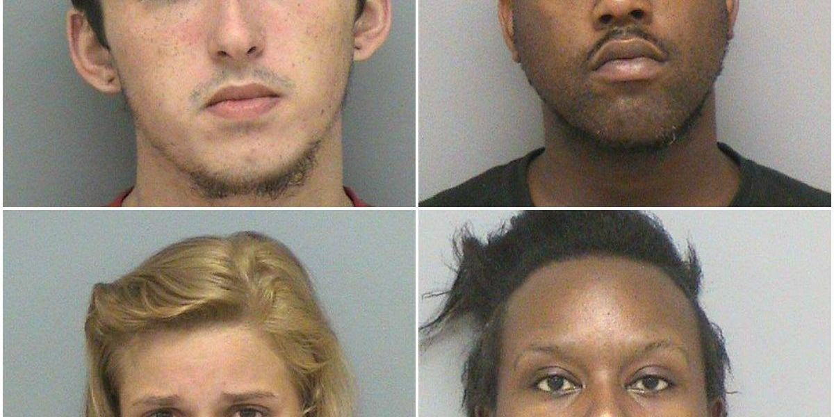WANTED: 4 suspects wanted by investigators in Jefferson Co., IL
