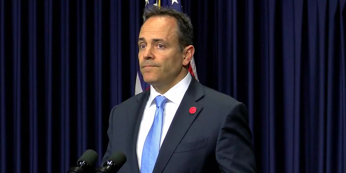 Bevin says 'we're getting soft' because schools are closing for cold weather