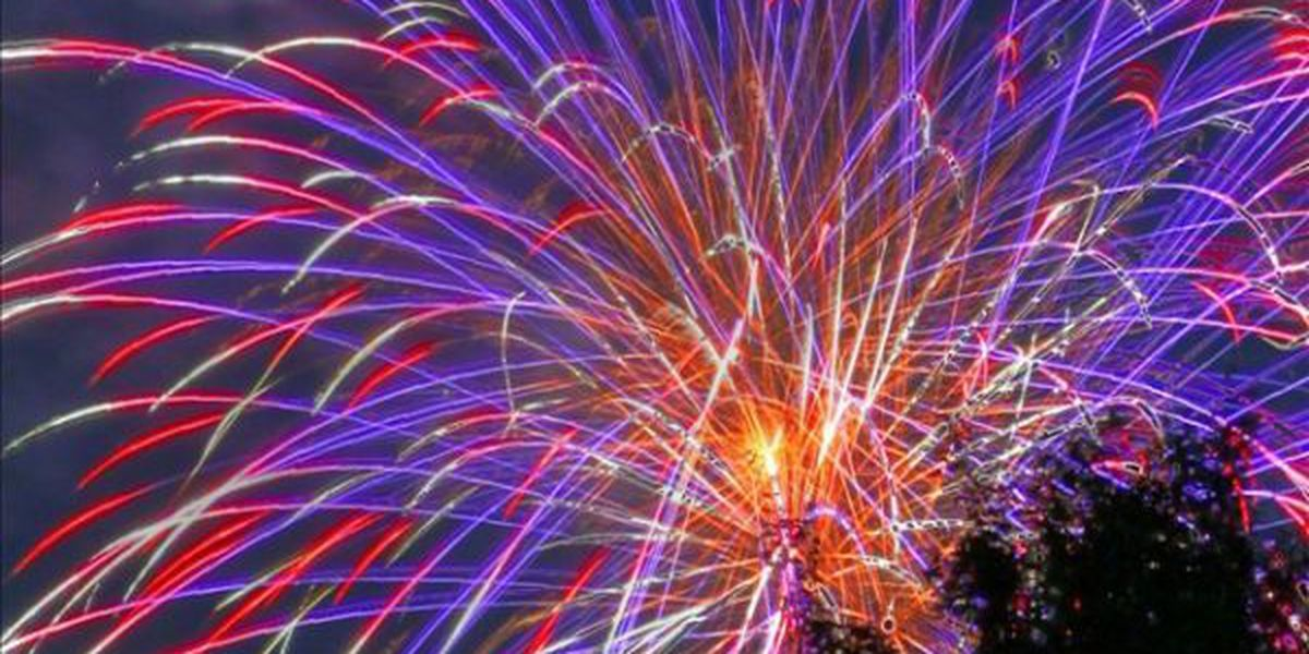 Fireworks safety and regulations