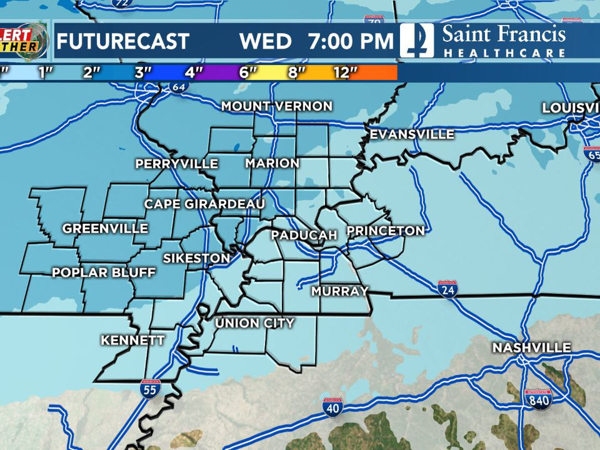 First Alert: Calm afternoon ahead of snow tomorrow
