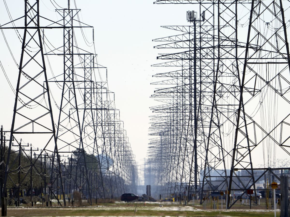 Texas power grid CEO fired after deadly February blackouts
