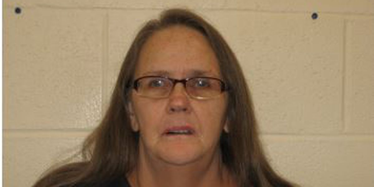 63-year-old woman arrested for meth in Benton, IL