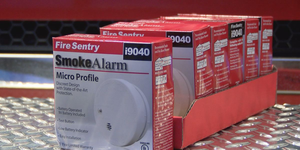 Cape Girardeau Fire Department receives $1K grant to hand out smoke detectors