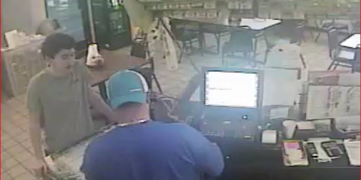 New Madrid Co., MO sheriff searching for suspect in forgery at gas station