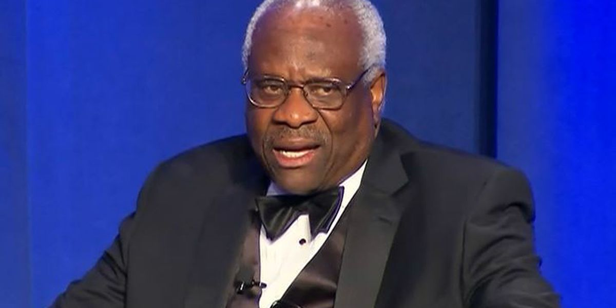 Justice Clarence Thomas challenges 1964 libel case