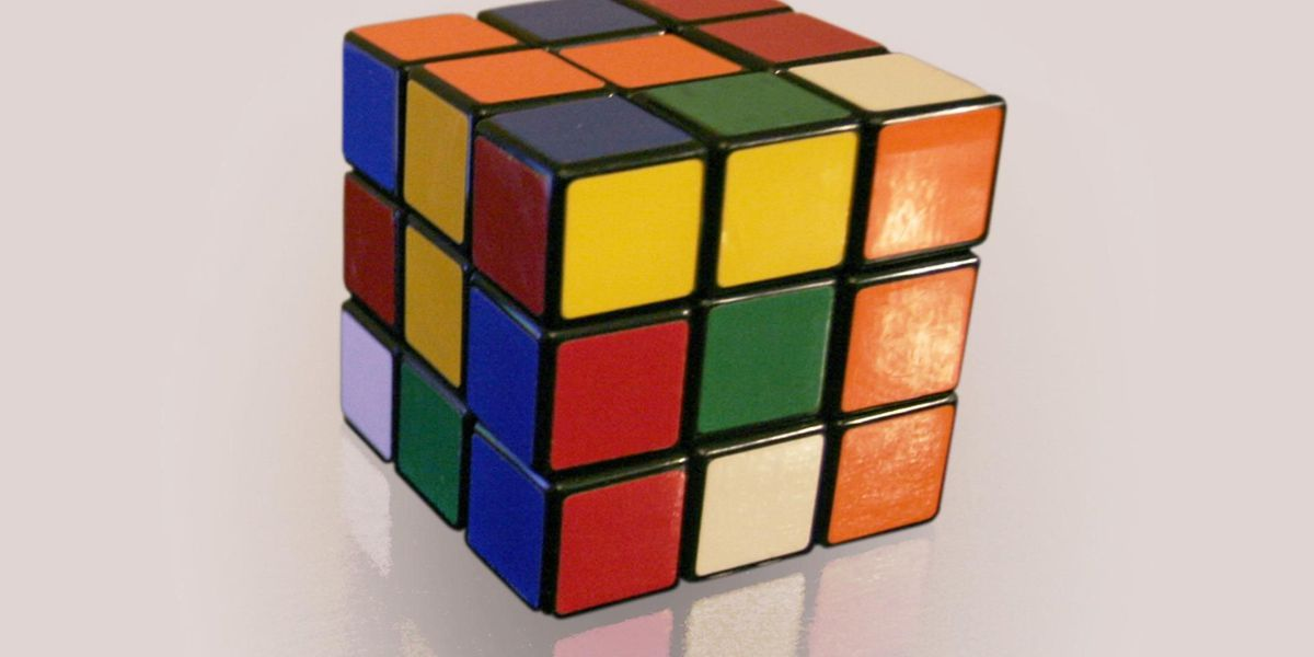 Robot sets new record for solving Rubik's cube