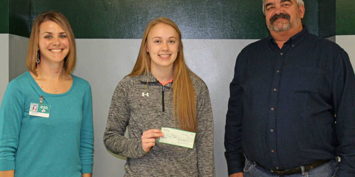 Perryville H.S. names Student of the Month for October