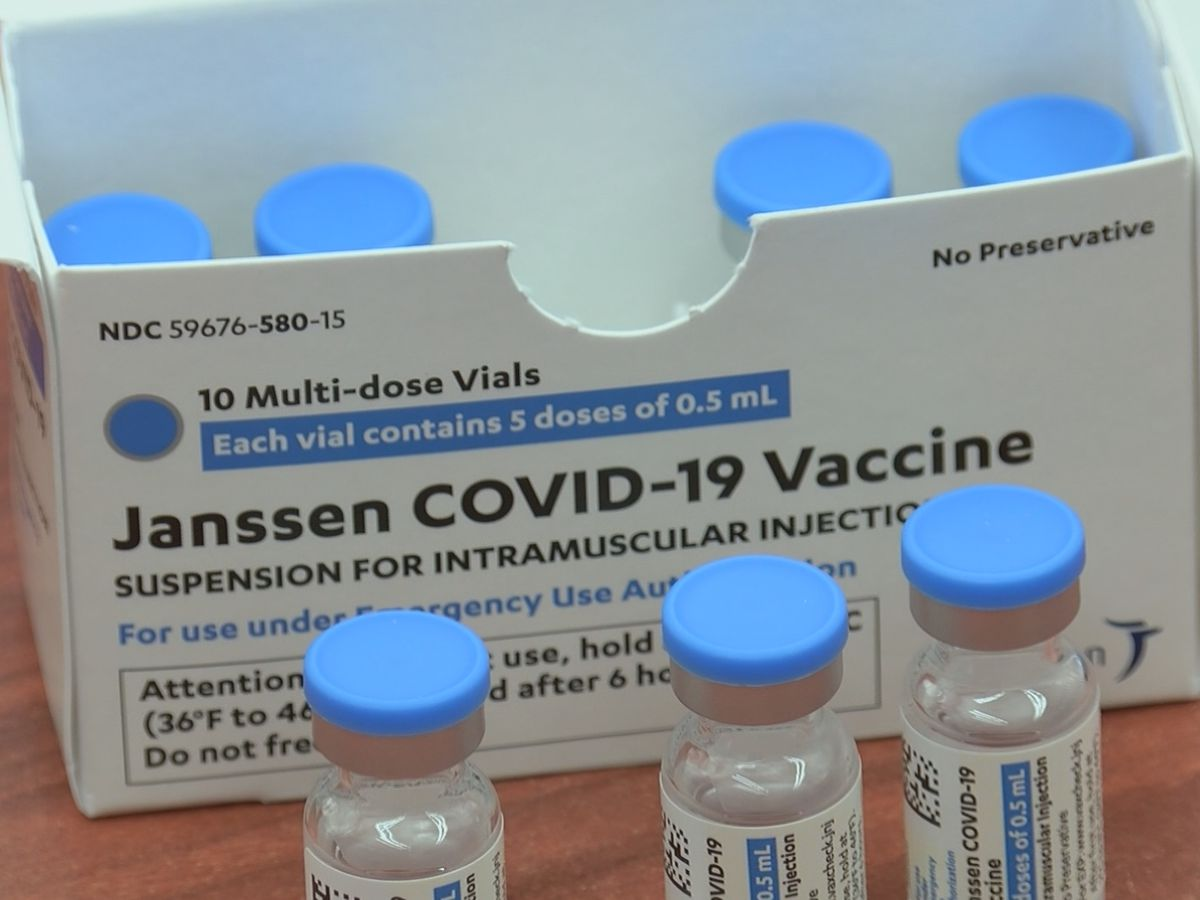 Pemiscot County Health Center receives 500 doses of Johnson & Johnson vaccine