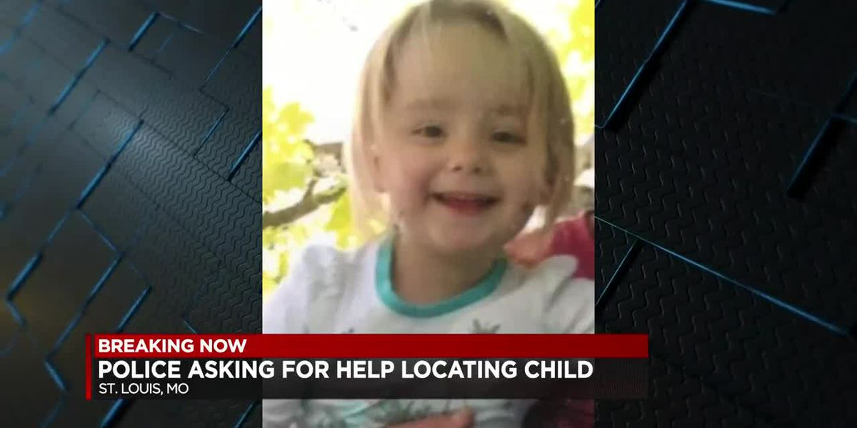 Police searching for missing child in MO
