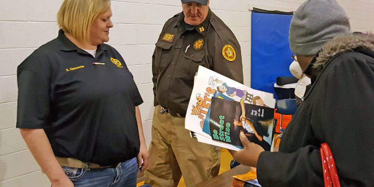 'Protect Your Nest' event held at Charleston, MO Middle School to promote drug abuse prevention