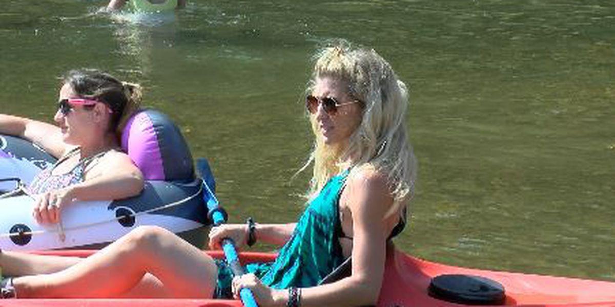 River floating safety tips