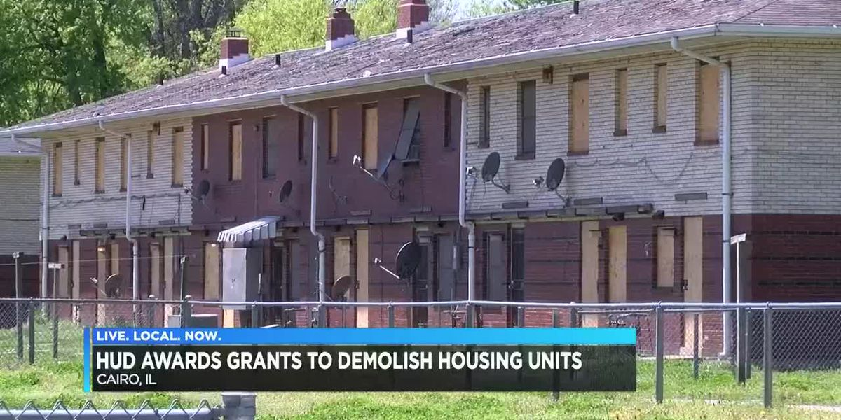 HUD awards $6 million to demolish public housing in Cairo
